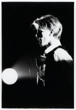 Дэвид в юности
